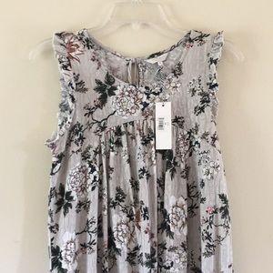 (Lucky Brand) Flowered Dress